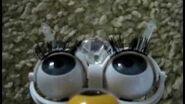 Comparing Original 1998 Furby to rip-off Baby Brainy
