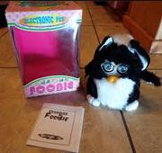 Foobie box and instrucionts
