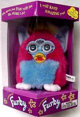 Furby 1998- Sherbet