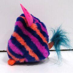 Furby Boom Diagonal Stripes (Left Side View)