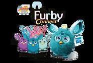 Sonic wacky pack furbs