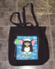 Black furby bag