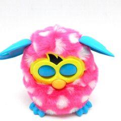 Furby Boom Polka Dots (Front View)