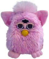 Crystal Furby Baby
