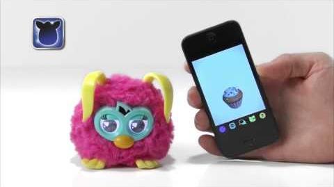 Party Rockers - Furby - Hasbro - www.zabawkoland.com - sklep z zabawkami