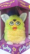 Kiwi Furby Packaging