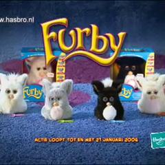 Dutch Furby Commercial Screenshot