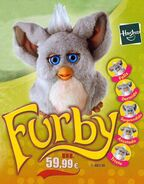 Furby poster