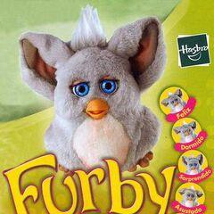 A Spanish Furby advertisement