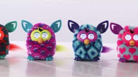 "Furby UK Demo Video 2014 ""Furby Boom"""