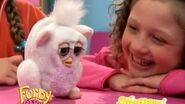 French Furby Baby Commercial