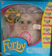 German 2005 furby