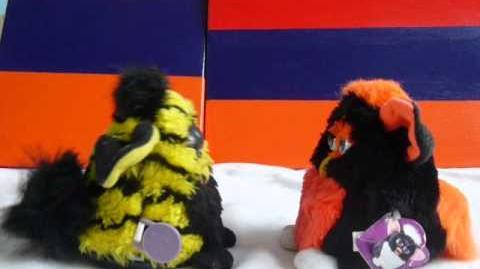 Furby Toh-dye and Toh-loo