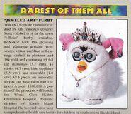 Bejeweled furby