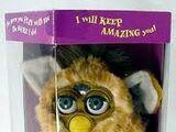 Furby 1998- Giraffe