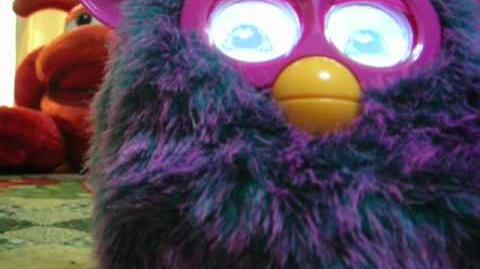 New Furby 2012 Tough Guy CHANGING into Pop Star