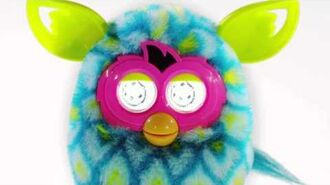 All about Furby BOOM!
