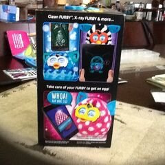 Furby Boom box alt. 2