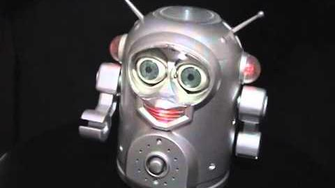 ELECTRONIC SPACE ROBBY