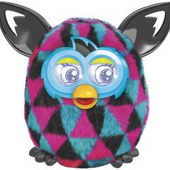 Furby Boom Triangles (Front View)