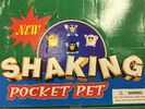 Shaking pocket pet