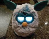 2012 Green Man Furby