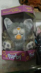 Purby (Furbish-speaking Furby Fake)