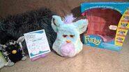 Emoto-tronic Furby 2005 Sings a Song