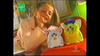 La famiglia Furby - Pubblicita Hasbro