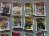 2005 Furby Bubble Gum Cards
