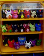 Furby display 2005