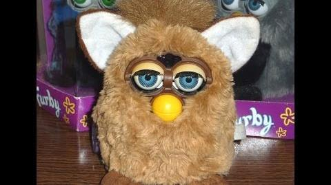 Labrador furby, series 8th