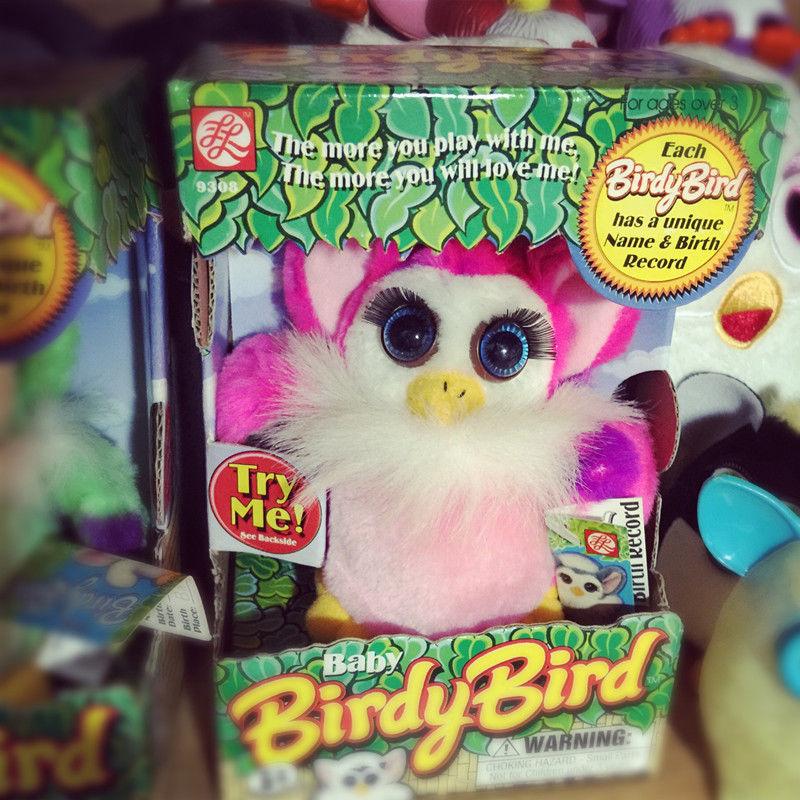 Baby Birdy Bird (Furby Fake) | Official Furby Wiki | FANDOM