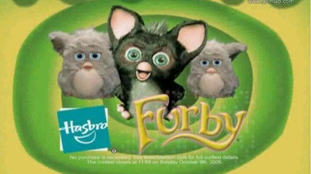 TELETOON Furby Cross Promo