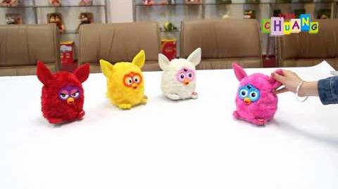 BC TOYS OF RECORD TALKING WALKING FURBYCL1604CHINA