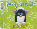 Furby and friends big fun cd cover