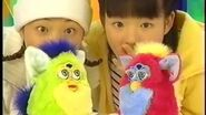 Furby Japanese Commercial Tomy (1999)