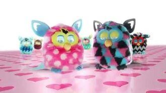 Hasbro's Furby Boom Commercial