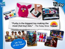 New york toy fair furby