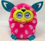 Furby-Boom-Pink-White-Blue-Polka-Dot-Talking