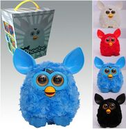 Phoebe clone do Furby