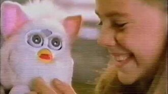 Furby commercial (15-second variant No. 3, 1998)