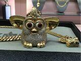 KMH Uncut Gems Exclusive Furby Pendant
