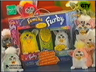 Familia Furby