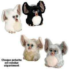 French 2005 Furby prototypes