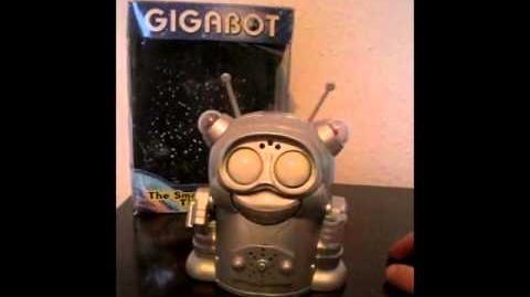 Gigabot Fake Furby
