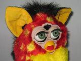 Furby 1998 - Rusty Dots