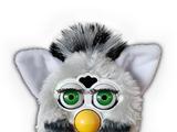 Raccoon Furby