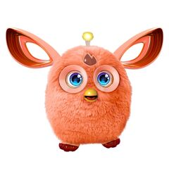 Coral Furby Connect