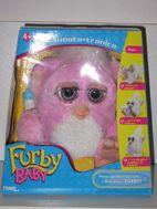 Furby baby italian